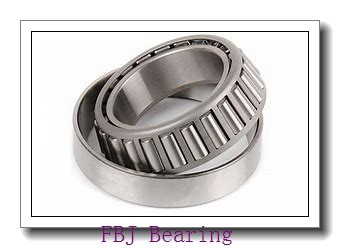 FBJ 6207 deep groove ball bearings
