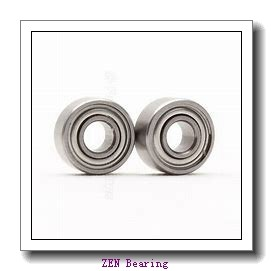 ZEN F695-2RS deep groove ball bearings