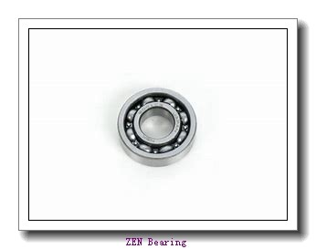 ZEN S16100 deep groove ball bearings