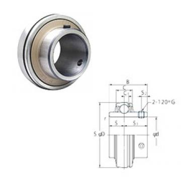 FYH UC207-20 deep groove ball bearings