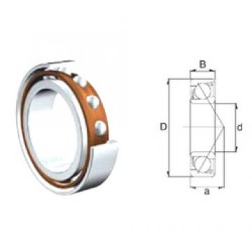 ZEN 7208B angular contact ball bearings