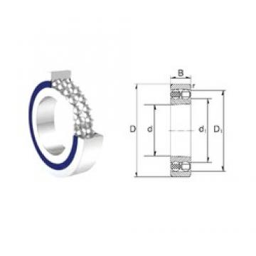 ZEN S2210-2RS self aligning ball bearings