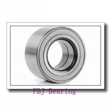 FBJ NJ2207 cylindrical roller bearings