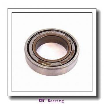 KBC 593A/592A tapered roller bearings