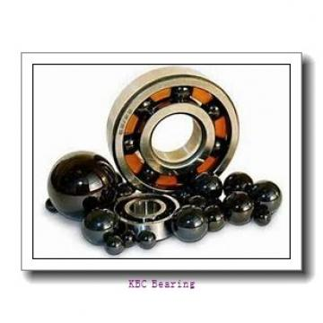 KBC 6207UU deep groove ball bearings