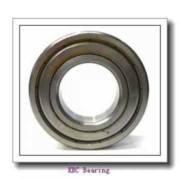 KBC 6306DD deep groove ball bearings