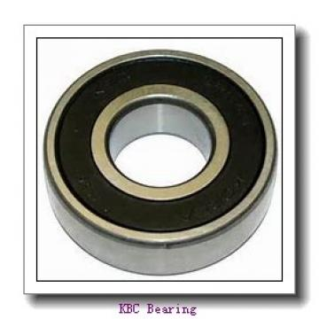 KBC 6010UU deep groove ball bearings