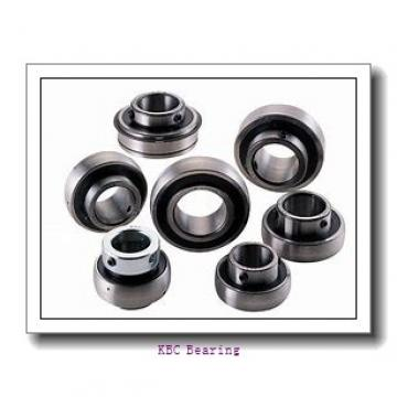 KBC JL69349/JL69310 tapered roller bearings
