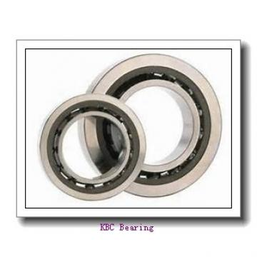 KBC 6309UU deep groove ball bearings