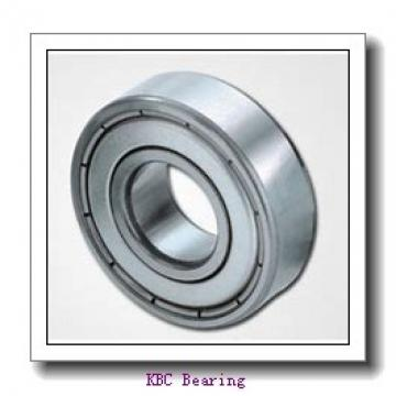 KBC 6001DD deep groove ball bearings