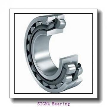 SIGMA 1418 M self aligning ball bearings