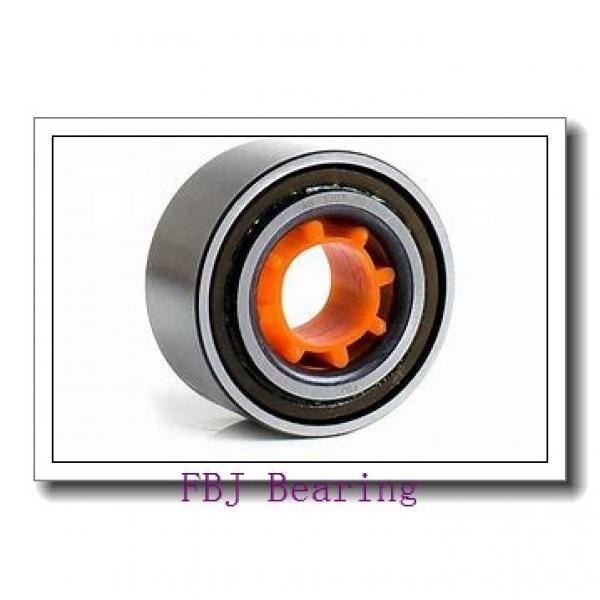 FBJ NJ2314 cylindrical roller bearings #1 image